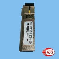 Оборудование для оптоволокна 1.25G 120km SFP bidi Optical module