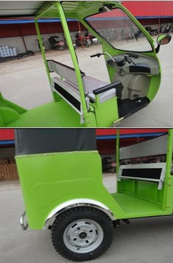 800-1000w 48v 60ah passenger three wheels electric car ( KAVAKI 2013 Bajaj / Tuk tuk / 3 wheels taxi )