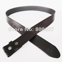 Женская одежда из кожи Retail Dark Coffee Color Classic Genuine Leather Snap On Belt Fast Delivery