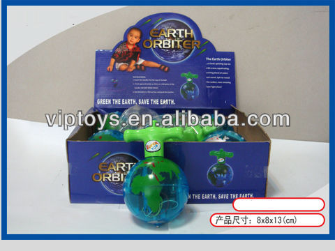 wholesale toy spinning tops light and music