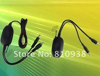 Система помощи при парковке DC12V 2.4G wireless car camera video transmitter and receiver for GPS 2.5mm plug with USB
