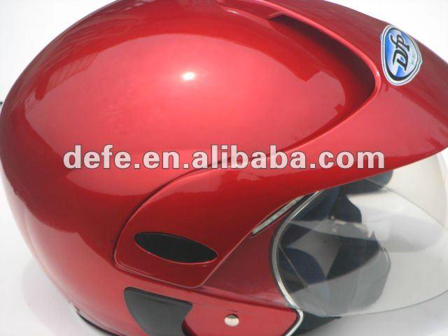half helmet motorcycle dot