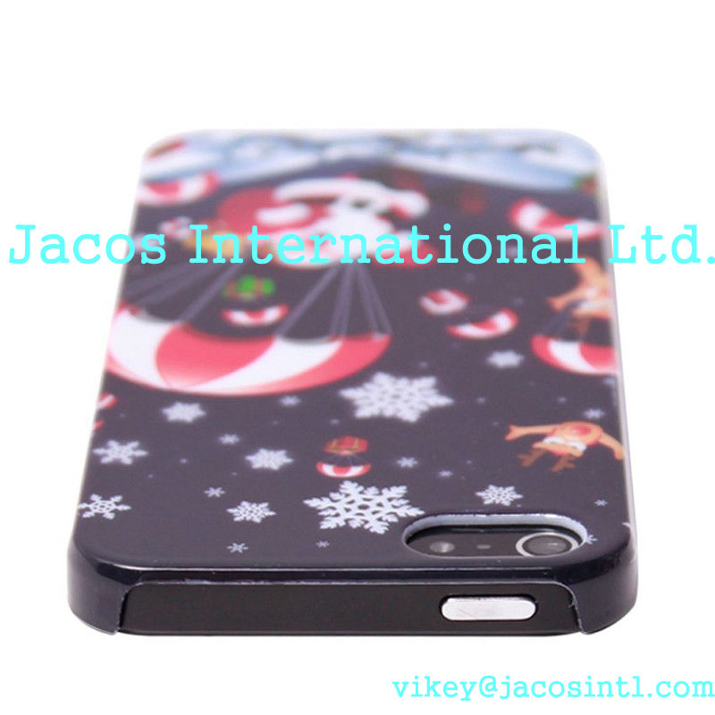 Merry christmas products for apple iphone 5 5s