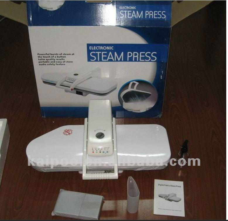 steam press iron