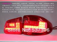 свободный корабль! 2010 volkswagen tiguan привели задний фонарь, 35Вт 12v, 2шт/набор, супер stroggest taiwan привели! супер хорошее качество
