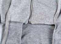 Женские толстовки и Кофты Fashion Stylish Korea Women's Hoodie Coat Warm Zip Up Outerwear Black Color