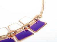 Колье-цепь 10 X Charmings Bib JN07014