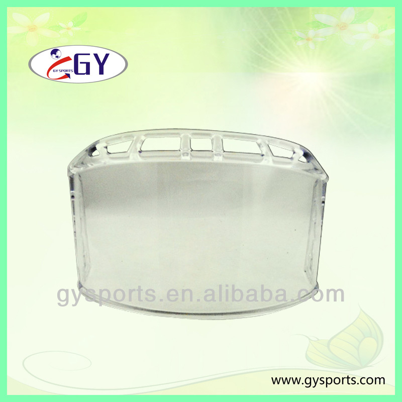 HELMET Well-Done visor with Double Protection