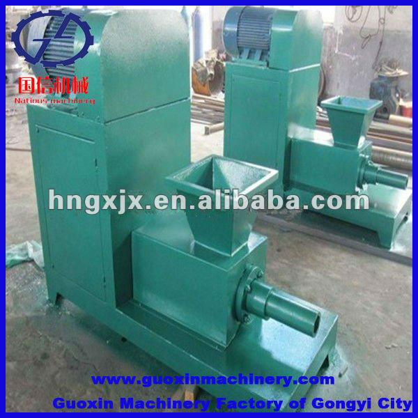 High Productivity and Low Consumption Wood Briquette Machine