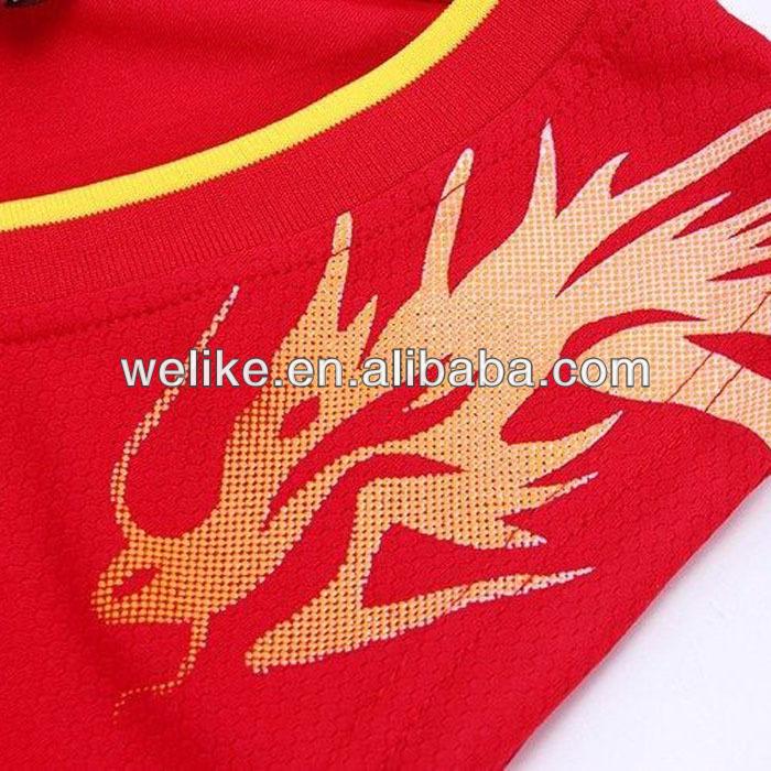2014 Best Basketball Jersey Design Red Champion Basketball Uniform ...