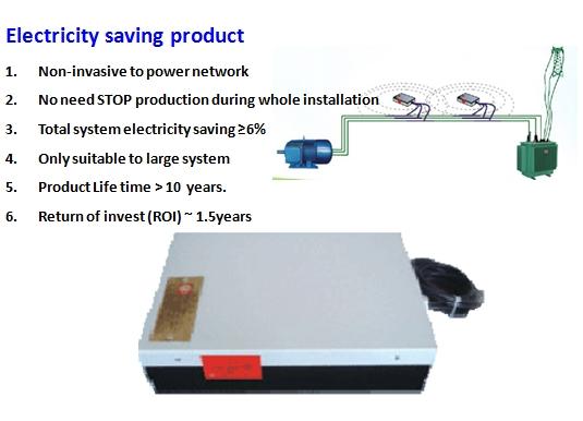 Electricity Saving Device / Electricity Saving Machine