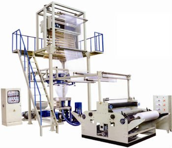 plastic film machine