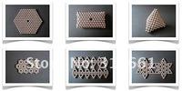 Неокубы, Кубики-Рубика 10sets/lot Magnetic Ball Cube Diameter 5mm 216 Neocubes neo the cube
