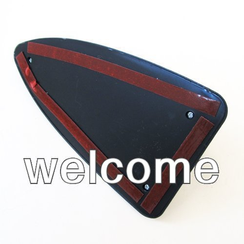 Free shipping Universal Auto Car Shark Fin Roof GPS Decor Dummy Antenna Aerial Plastic