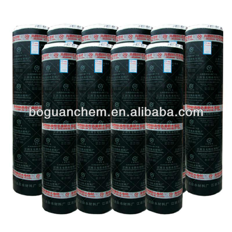 SBS/APP waterproofing membrane production line