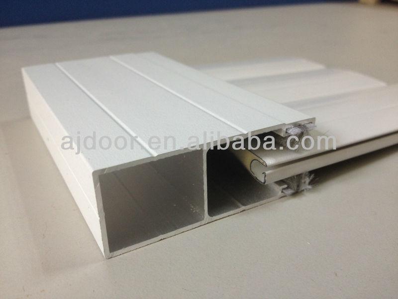 aluminium extrusion rail de guidage pour volet roulant autres accessoires de portes fen tres. Black Bedroom Furniture Sets. Home Design Ideas