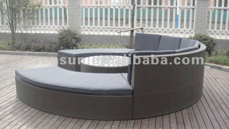 Rattan Sofa Outdoor Semi Circle Furniture Buy Rattan Sofa Outdoor Semi Circle Furniture