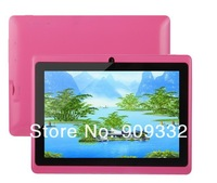 Планшетный ПК ALL Winner 7 Q88 allwinner A13 /android 4.0 512 M /roM 4 WIFI + 3 G allwinner a13 Q88 tablet pc