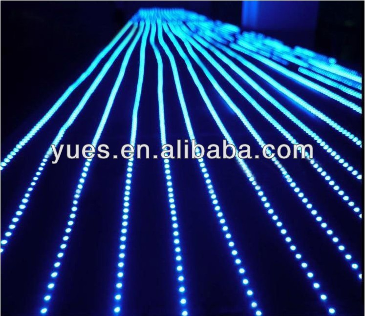 alibaba china continuous led light 60pcsSMD3528/5050 LED strip light