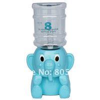 Устройство для подачи воды Elephant Mini Desktop Water Dispenser 8 Glasses Cartoon Water Dispenser Water Fountain For Office Lady