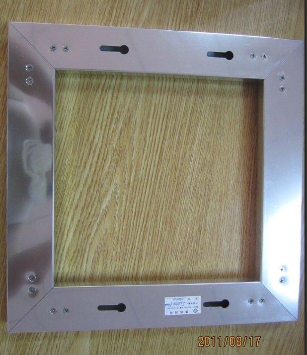Haute brillance aluminium profil pour photo cadre photo for Polissage aluminium miroir