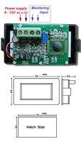 Измеритель величины тока 3 1/2 LCD 100A + AC 100A
