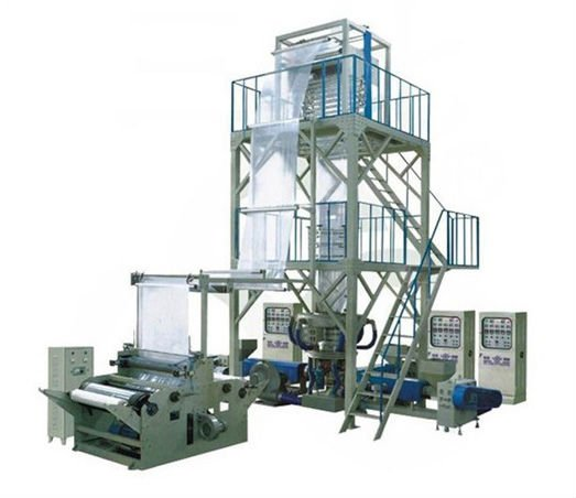 plastic film making machine