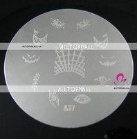 Шаблоны для дизайна ногтей AllTopNailArt 80pcs 7 A_Grade ATNRIP00A39