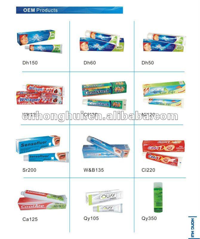 100g sensofluor Fluoride Toothpaste