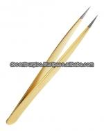 Hot quality eyelash tweezer / beauty instruments