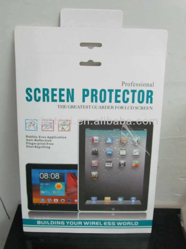 Lots colors for choosing NEW Sparkle diamond screen protector, screen guard , screen cover for ipad