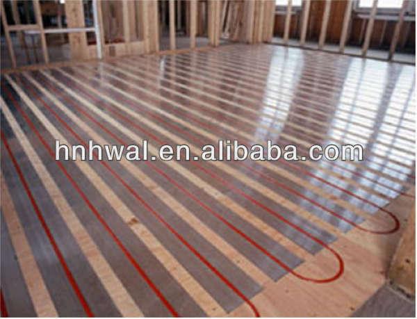 Pex Aluminium Radiant Heat Transfer Plates Aluminium Heat