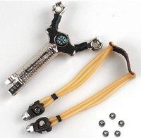 Охотничий нож goal victors slingshot pro stainless steel sling shot hunting catapult