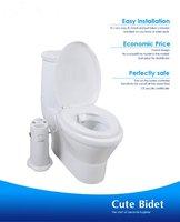 Popular white sanitary health bidet for female Hs-b9100