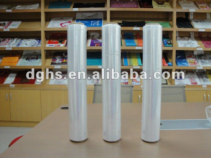 LLDPE hand stretch film