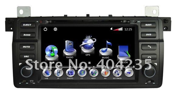 Wholesales In-Dash Car DVD Player for ROVER 75 /MG7 with GPS Analog TV Touch Radio Bluetooth MP4 MP3 SD Camera TMC IPOD Free map