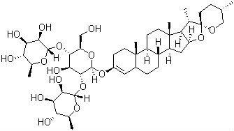 ISO&Kosher 8%-95% Diosgenin/Dioscin Dioscorea Opposita Powder