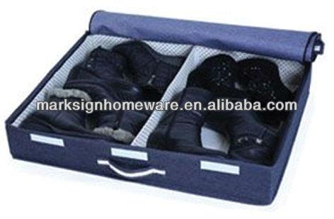 Underbed Shoe & Boot Chest, underbed shoe bag, underbed shoe organizer