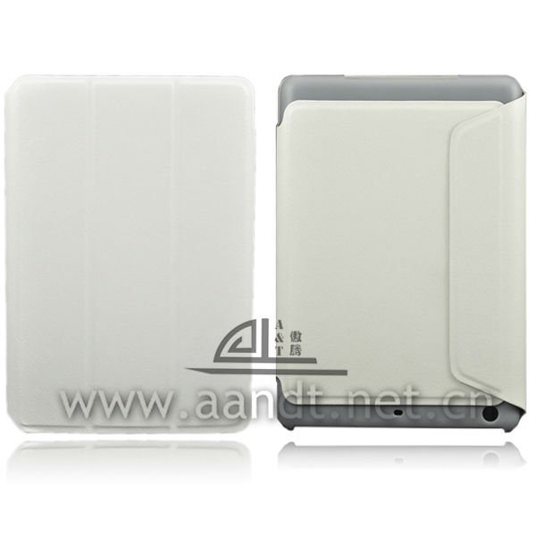 For iPad Mini PU Case With Stand Function