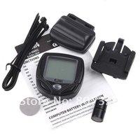 Датчик скорости для велосипеда 3pcs Wireless LCD Cycling Computer Bicycle Bike Meter Speedometer Odometer