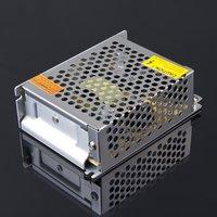 Коммутатор 12V 5A 60W Switch Switching Power Supply Driver For LED Light Strip 200-240V NEW