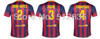 Мужская футболка для футбола Messi 13 14 NEYMAR JR S25