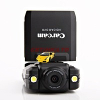 Автомобильный видеорегистратор HK Post mini CAR DVR video recorder H5000 /p5000 night vision with 2.0 LTPS dual super bright LED
