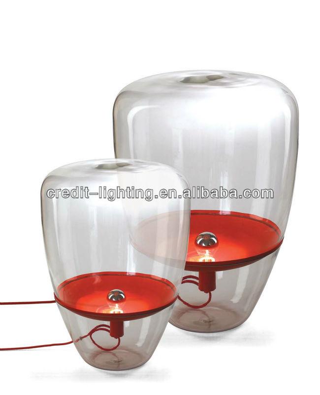 tischleuchte glas tischleuchte modern tisch licht-Kronleuchter ...