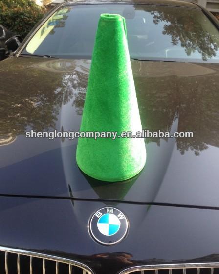 normal green brand sales promotional MEGAPHONE HAT