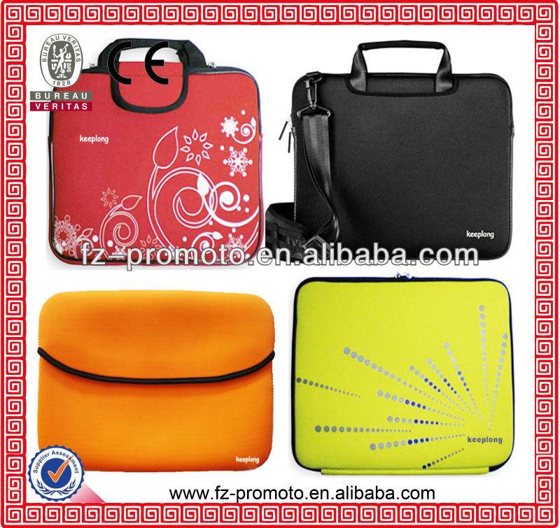 OEM neoprene sleeve for laptop neoprene laptop bag