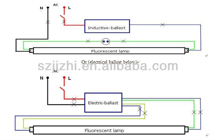 t5 light wiring diagram circuit diagram maker