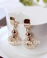 Ювелирный набор Luxury Rose Gold Real Swa Crystal bridal jewelry set, Wedding Jewelry