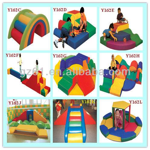Toddler Indoor Playground Equipment