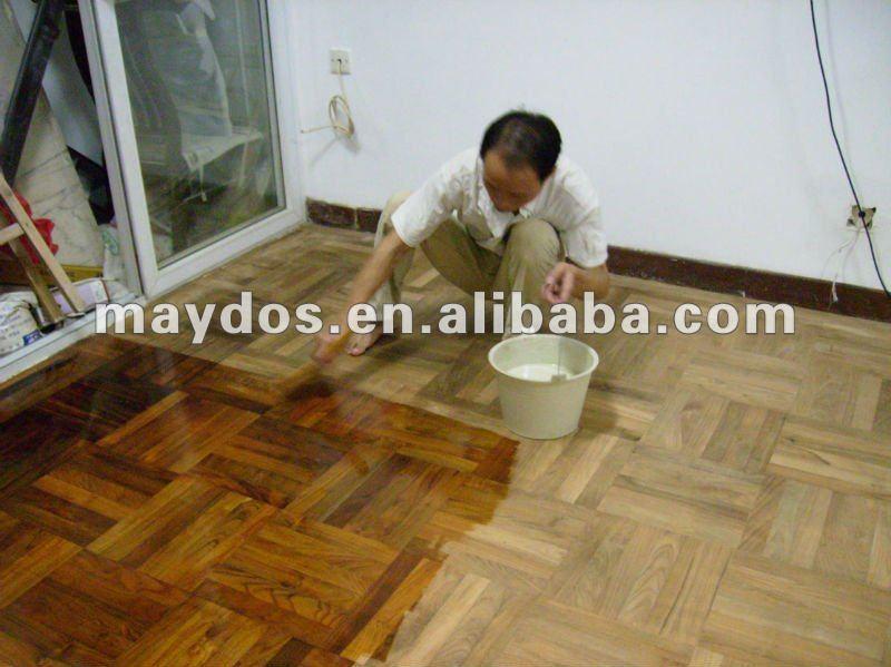 Poliuretano liquido per legno